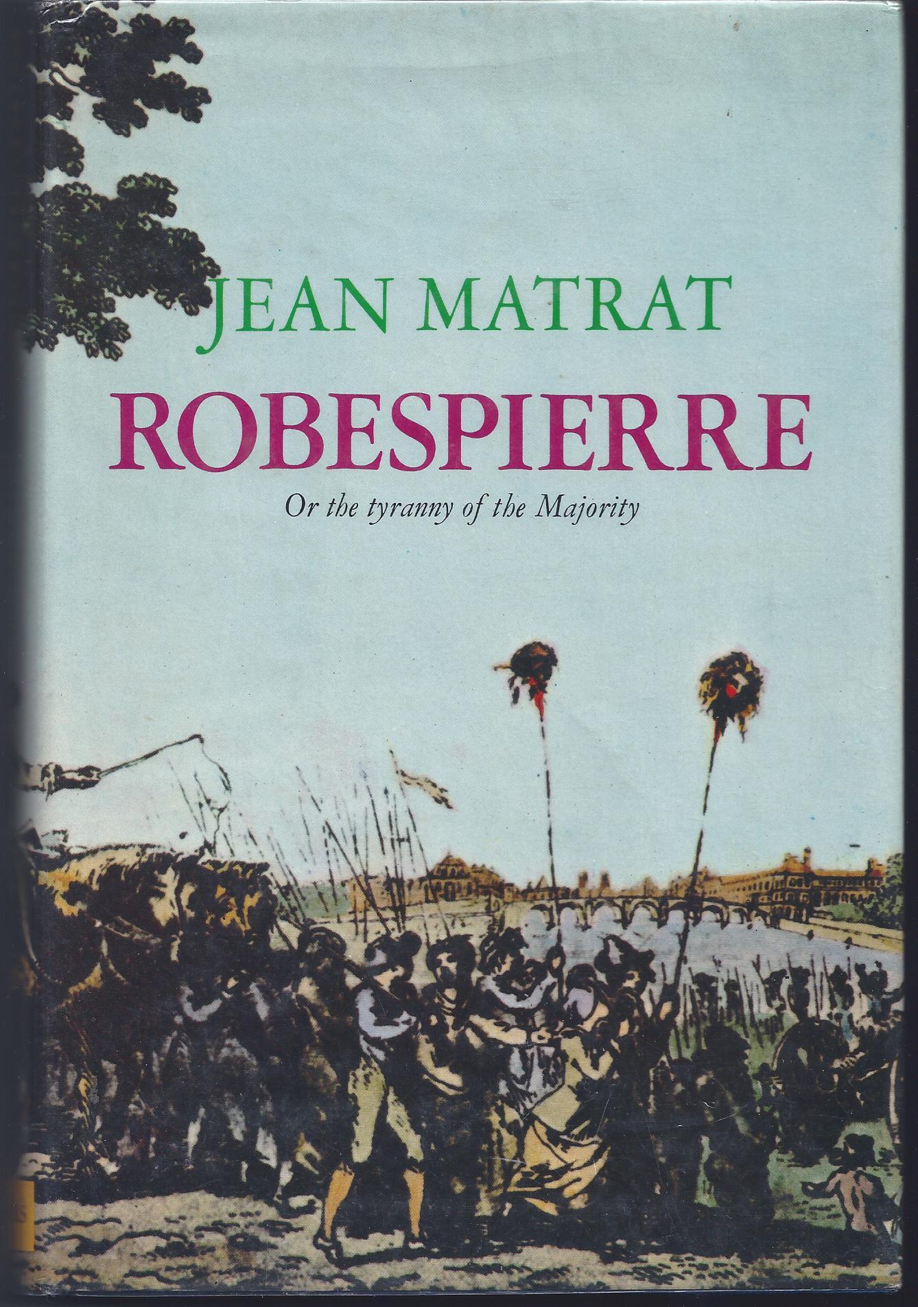 Jean Matrat.Robespierre