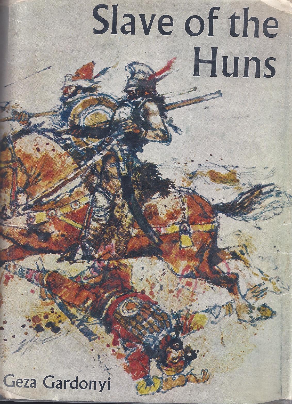 Slave of the Huns Geza Gordoni