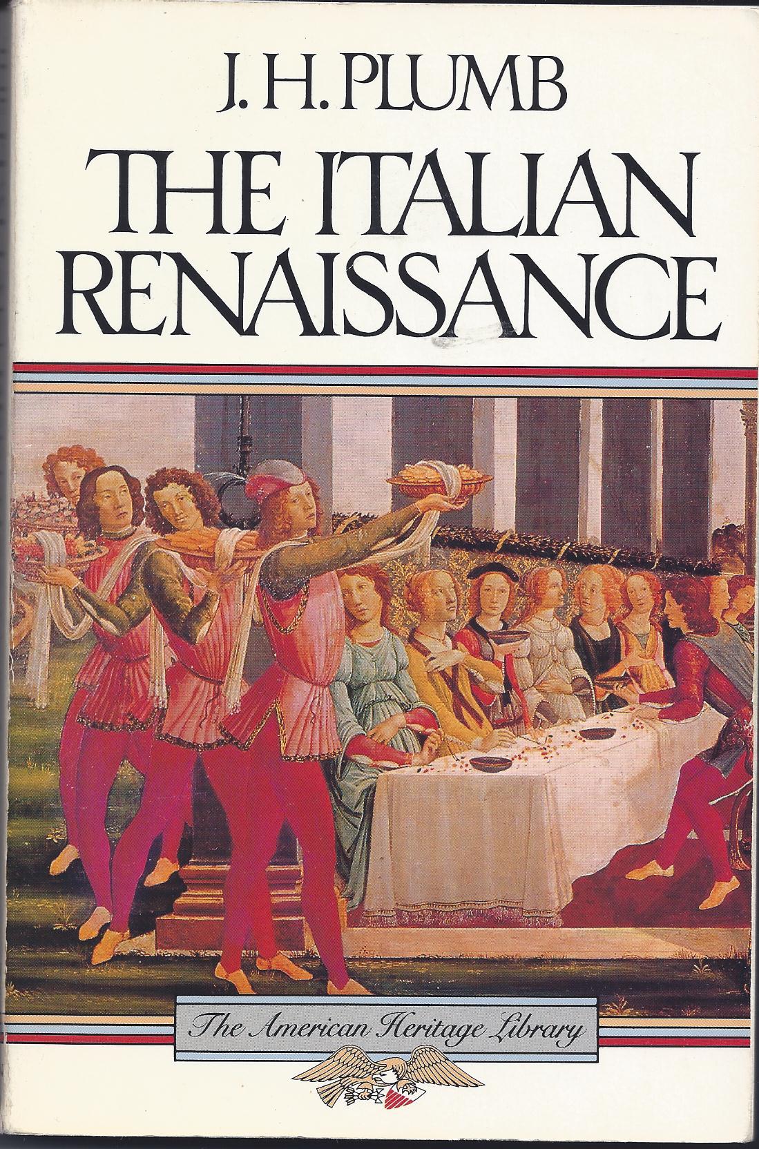 Renessaunce R.H.Plumb