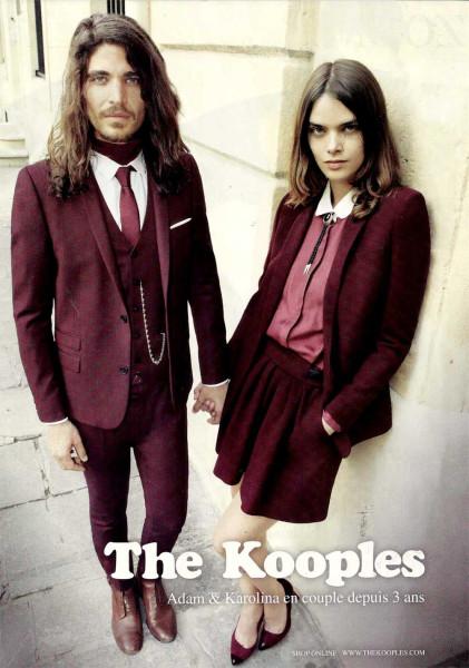 The Kooples Adam & Karolina
