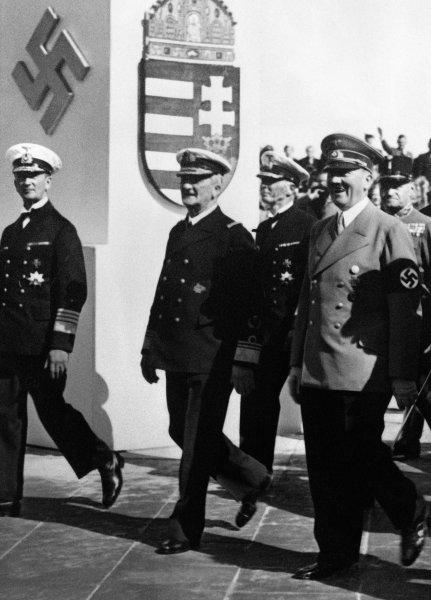 Horthy-Hitler