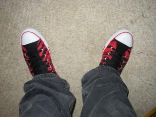 Magic Shoes!