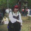 Rogue's costume at 2005 Renn Fest Trip