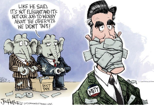 What the GOP wants to do to Mitt ...