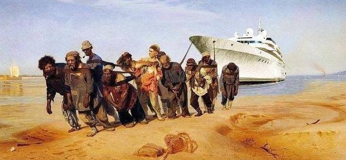 Не раскачивайте лодку - крысу тошнит