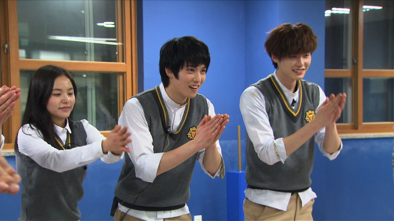 Hyo running man rin min Running Man: