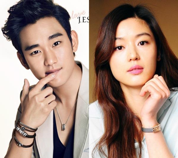 Kim Soo Hyun And Jeon Ji Hyun Reunite In Rom Com
