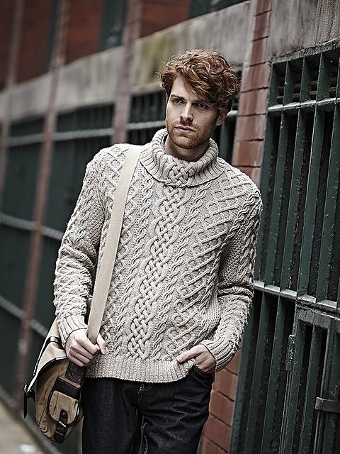 сколько пряжи нужно на свитер