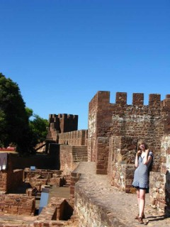 Мавританский замок Силвеша