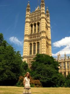 Я у стен Парламента