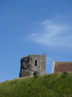 Остатки римского маяка