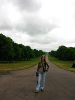 Долгая дорога к Виндзорскому парку