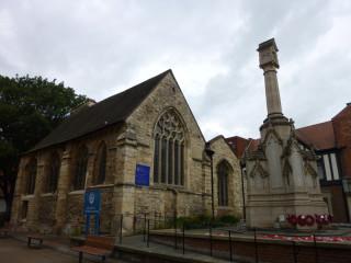 Саксонская церквушка