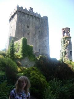 Я у стен замка Бларни