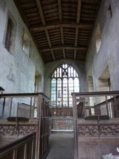 Церковь в Хэддон Холле