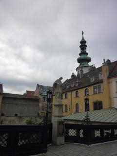 У ворот в старый город