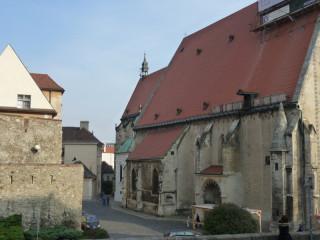 Собор Св.Мартина, который, увы, был наполовину в реставрации...