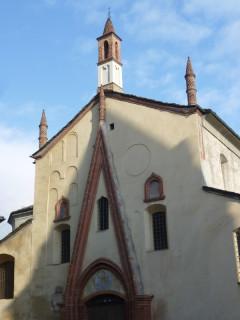 Церковь Сент-Орсо