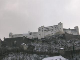 Крепость Хоензальцбург