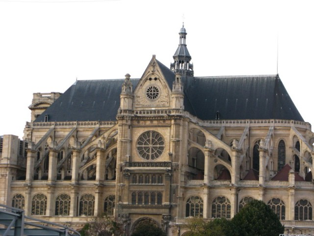 Церковь Сент-Эсташ