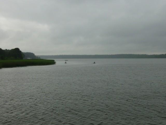 Озера вокруг Аугустова