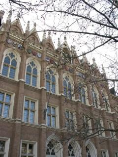 Фасад Академической гимназии
