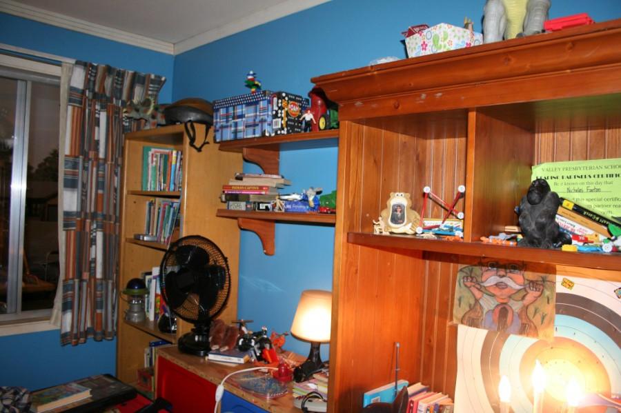 Axl & Brick's Room 4