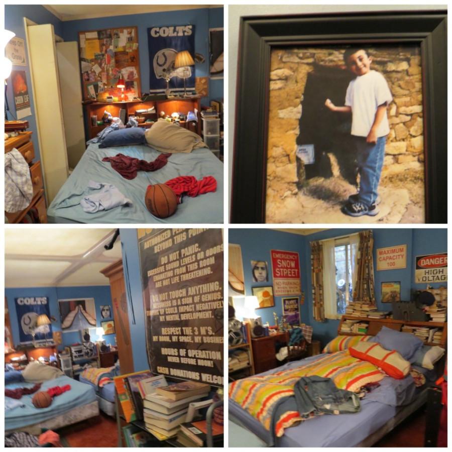 Axl & Brick's Room