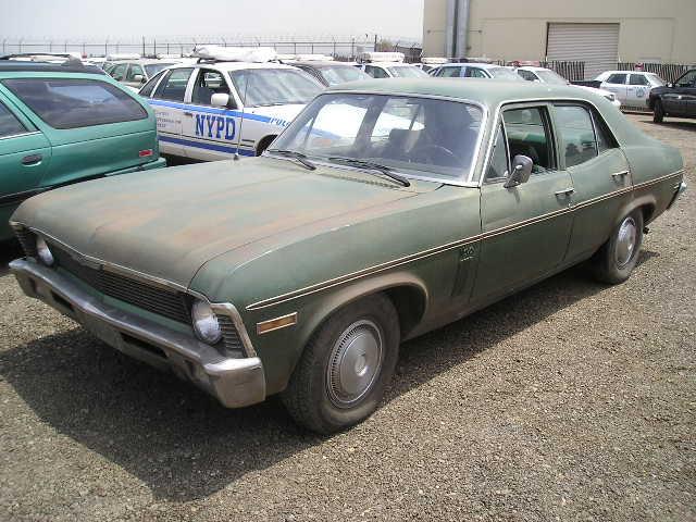 Axl's Chevy Nova