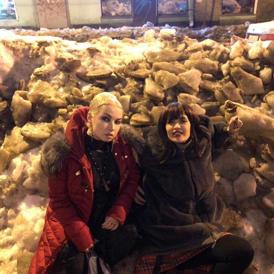 Питерский снег-убийца