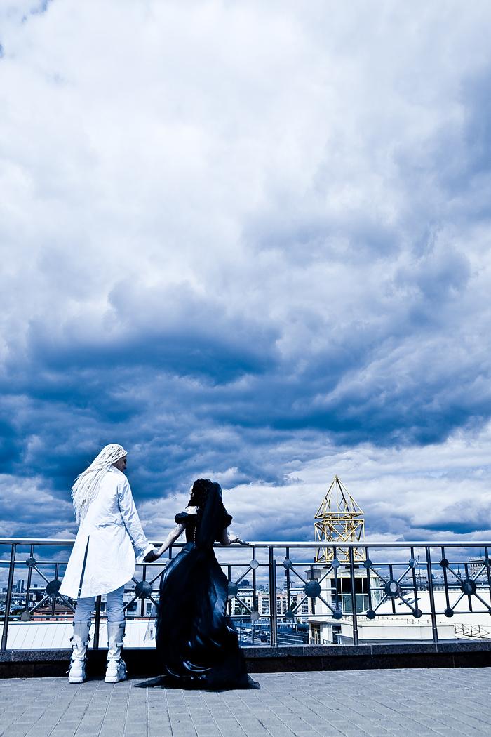 Свадьба готов : 10 лет спустя