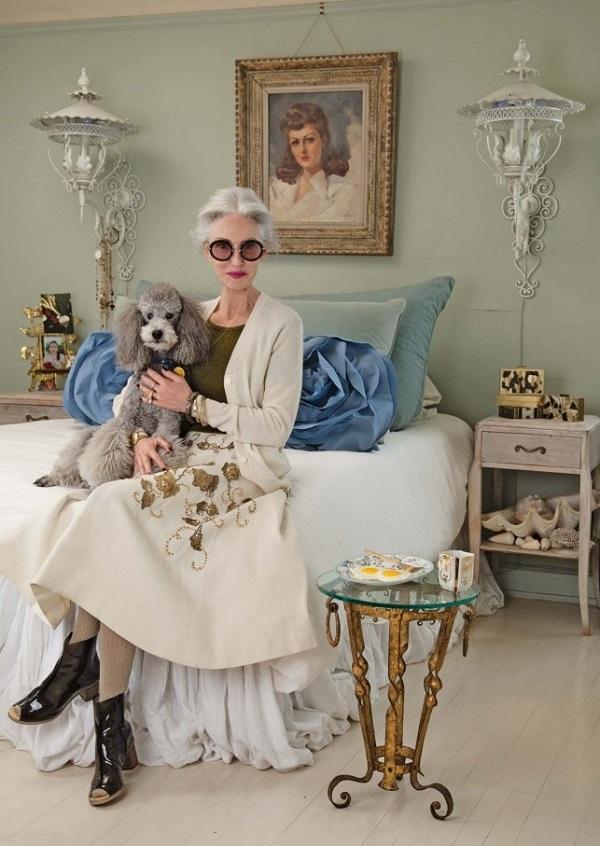 Линда Родин 65 лет