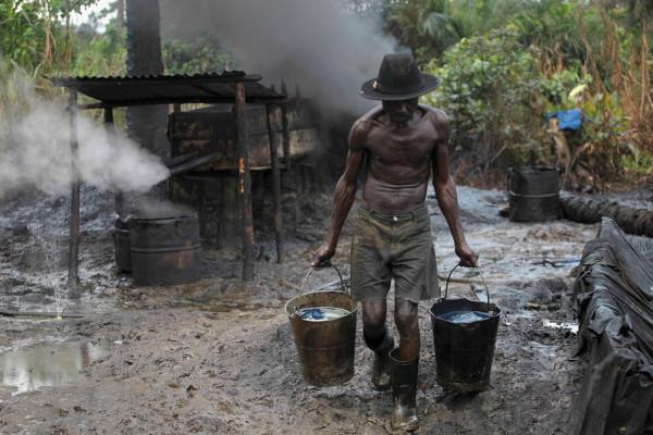 Нефть или почему теория заговора - самая логичная