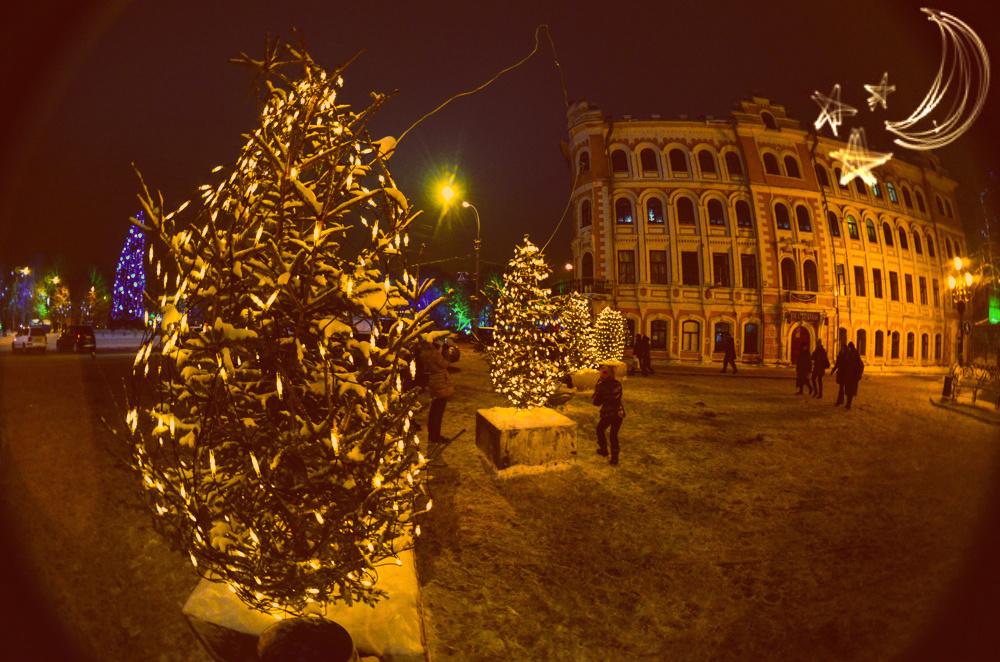 Улица Пушкинская