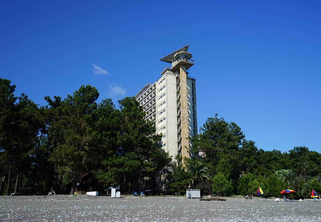 пицунда отель маяк фото минске
