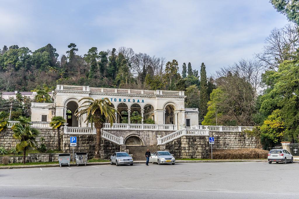 фото абхазия город сухум счёты делать хотела
