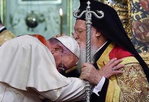 Варфоломей и Папа