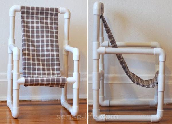 Сделать столы и стулья