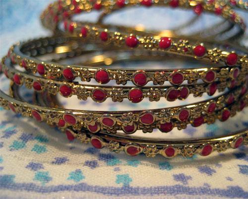 браслеты банглы