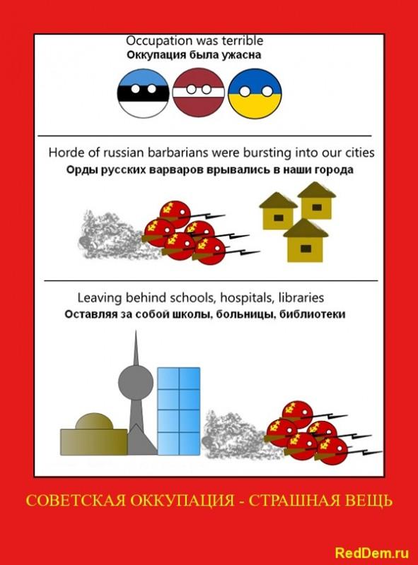 Советская оккупация