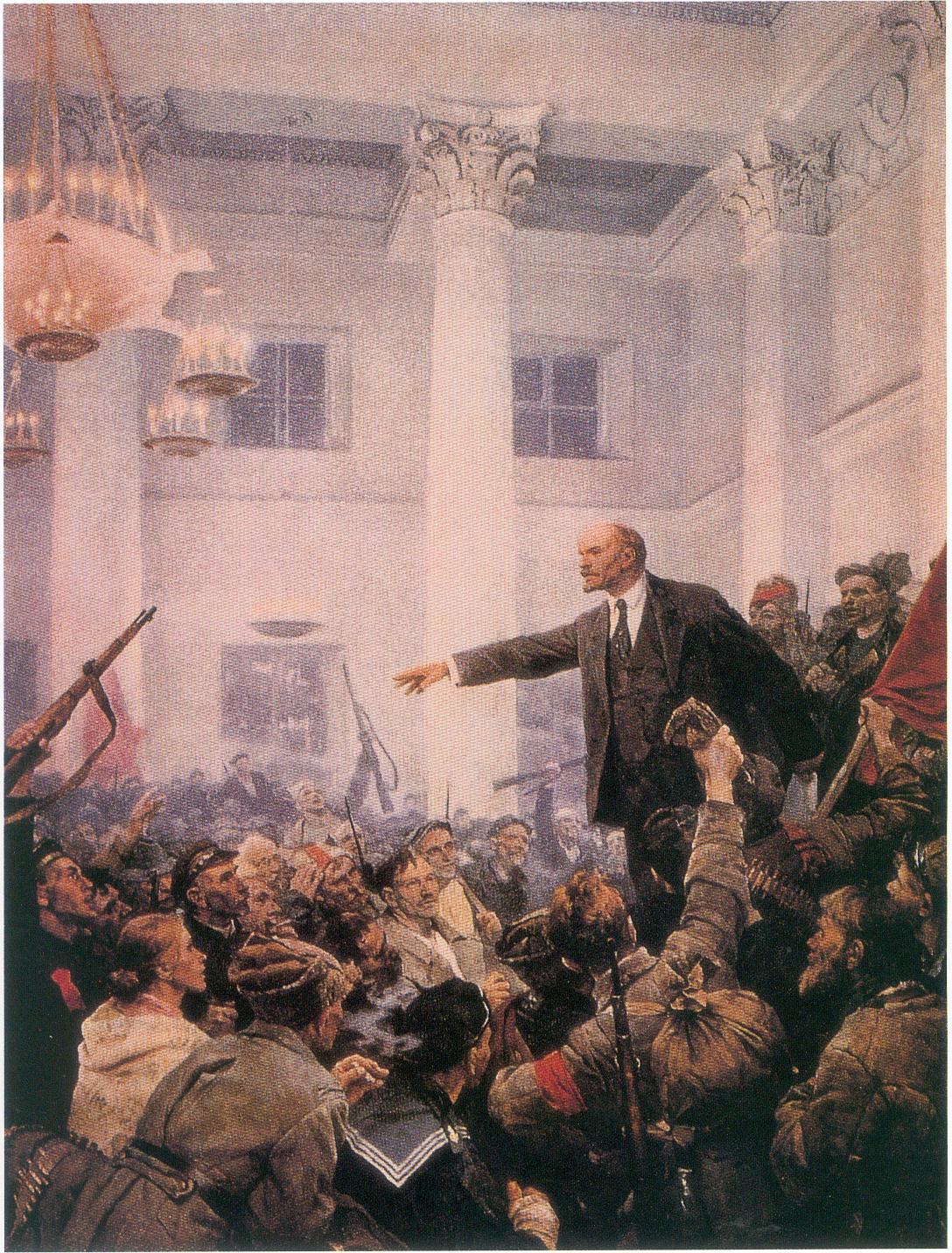 Приём в комсомол картина написана в 1949