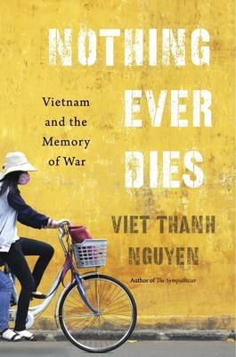 cover of nothing ever dies