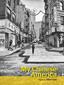my chinese-america book cover