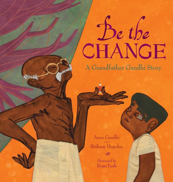 be the change book cover