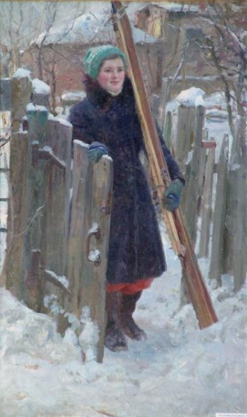 В.А. В зимние каникулы.preview