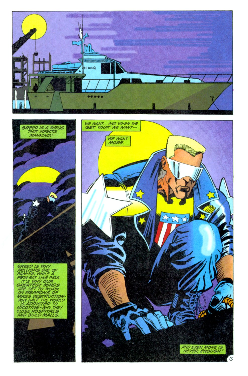 [Review] Batman Shadow of the Bat Annual : Bloodlines (1993) 001t8arb