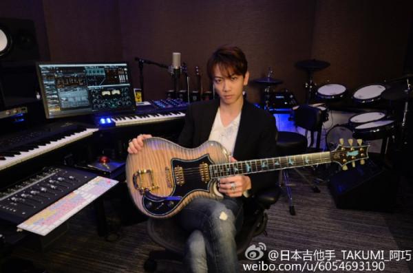 2016.11.01 - Takumi Weibo 01.jpg