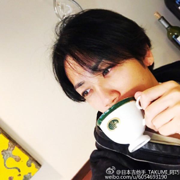 2016.11.29 - Takumi Weibo 01.jpg