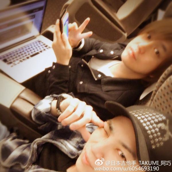 2017.02.12 - Takumi Weibo 01.jpg