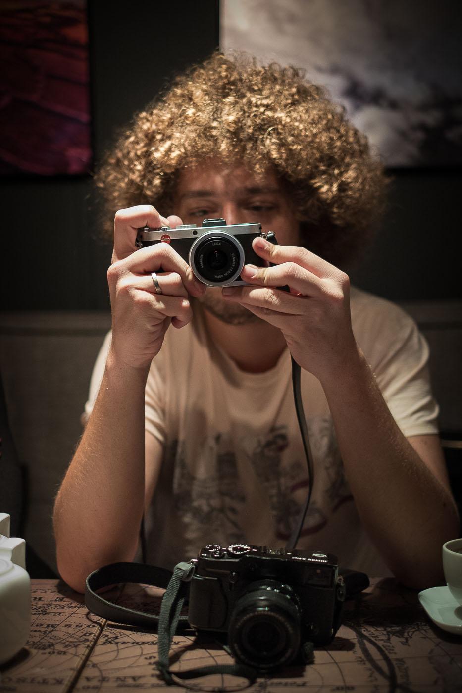 Илья Варламов перешёл на Leica
